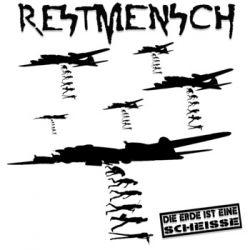 RESTMENSCH - Die Erde Ist Eine Scheisse LP + CD